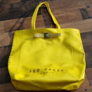 Ted Baker Cryscon Bow Jewel Large icon Bag